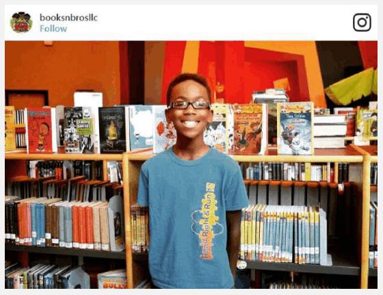 11-Year-Old Starts Club For Young Black Boys by Taryn Finley