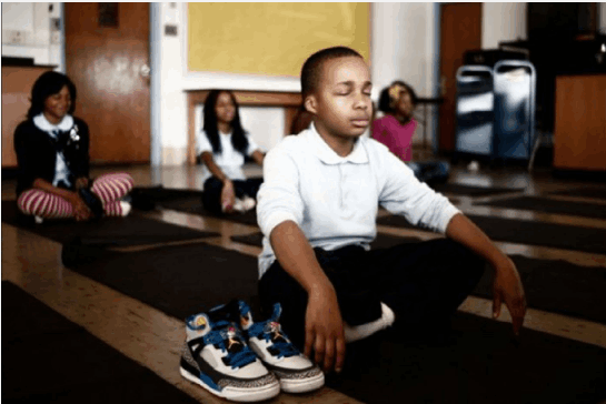 Mindfulness for Urban Kids